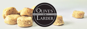 Olive's Larder – Homemade Artisan Dog Treats