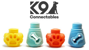 K9 Connectables – Interactive Dog Toys