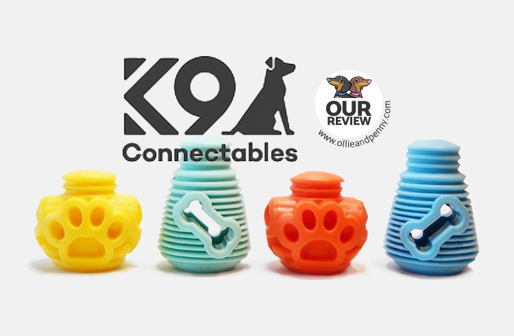 K9 Connectables REview - Ollie & Penny Ireland