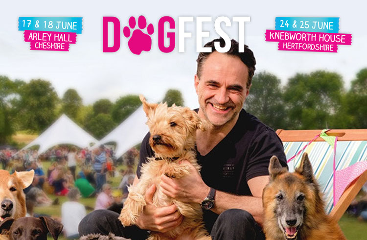 Event: Dogfest UK - Cheshire & Hertfordshire - Ollie & Penny