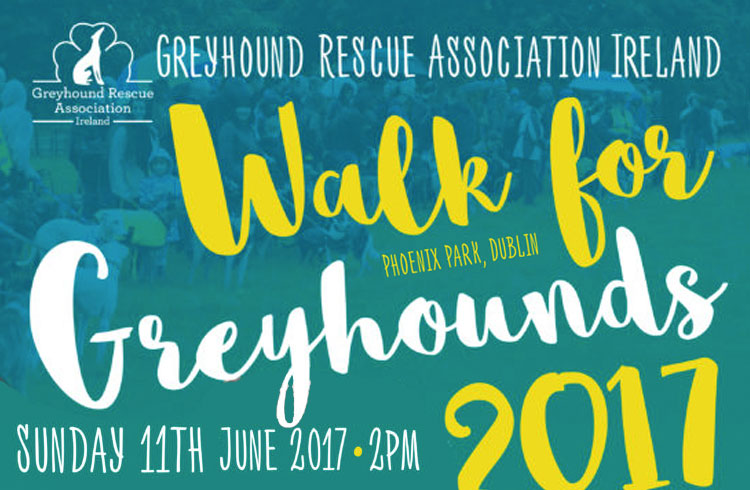 Event: Walk for Greyhounds
