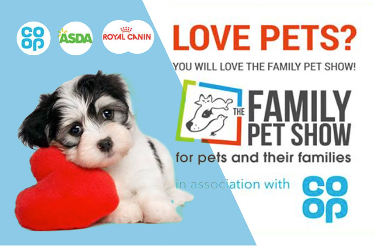 Event: Family Pet Show 2017, Manchester, UK