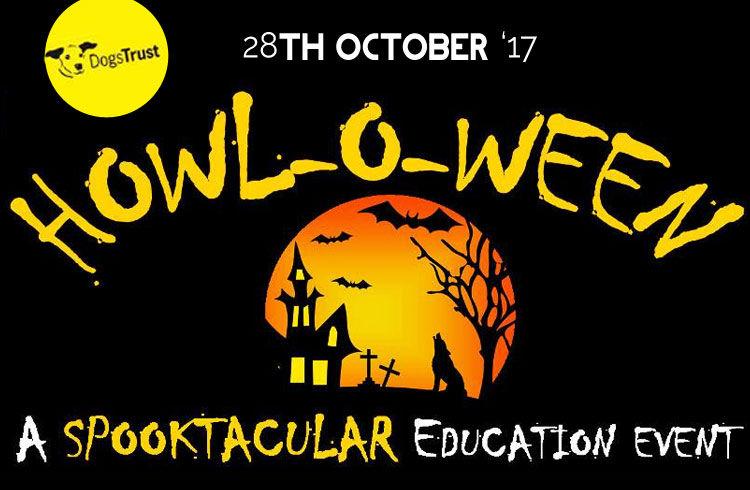 Event: Howl-O-Ween Education Event by Dogs Trust Ireland  - Ollie & Penny Blog Ireland