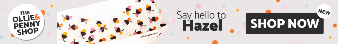 Say hello to the Hazel Bandana! – Ollie & Penny Shop