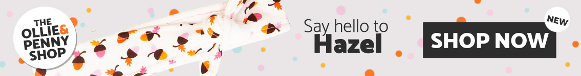 Say hello to the Hazel Scarf! – Ollie & Penny Shop
