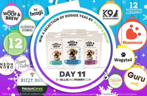 Day 11 - Woof & Brew -12 Giveaways of Christmas - Ollie & Penny Blog Ireland