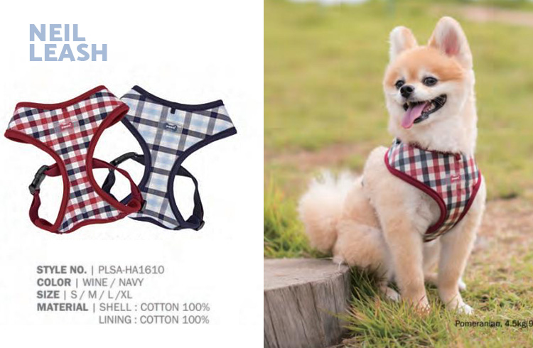 Neil Harness - Puppia Spring Summer Collection 2018 - Ollie & Penny Blog Ireland