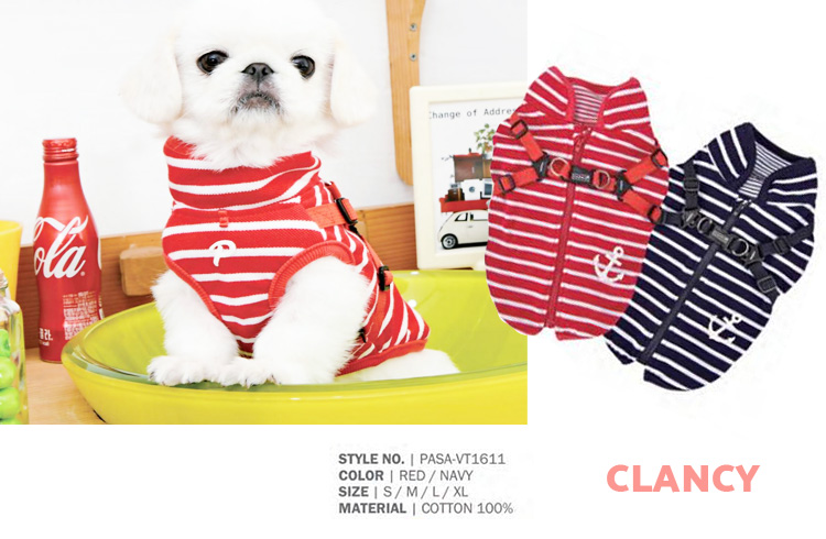Clancy - Puppia Spring Summer Collection 2018 - Ollie & Penny Blog Ireland