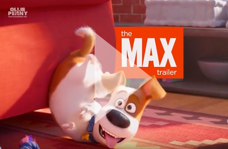 The Secret Life of Pets 2 - Trailer - Ollie & Penny