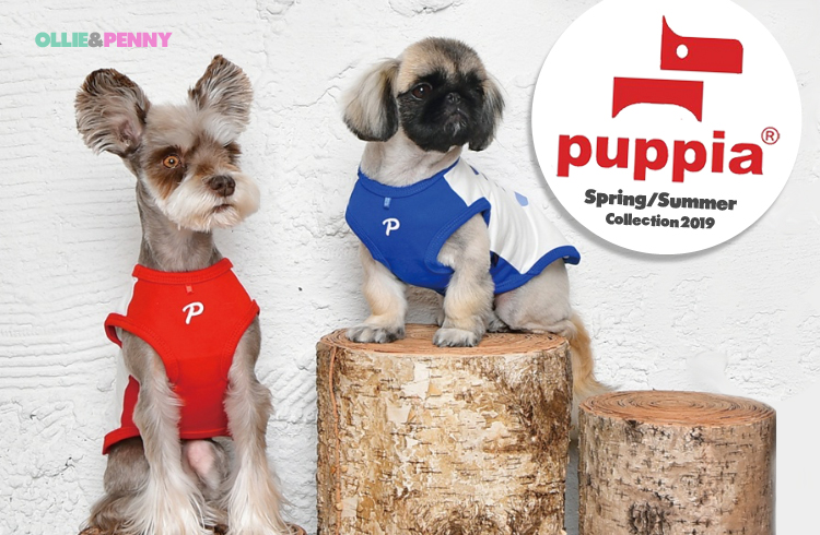 Puppia: Spring / Summer Collection 2019 Preview - Ollie & Penny BLog Ireland