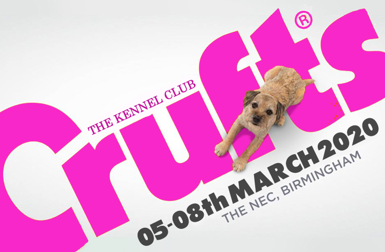 Ollie & Penny Blog - Event - Crufts 2020